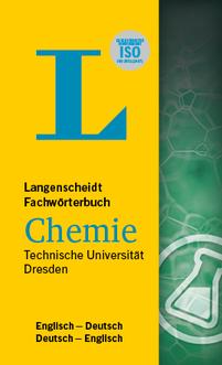 DE-EN / EN-DE Langenscheidt Fachwörterbuch Chemie