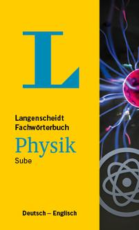 DE-EN  Langenscheidt Fachwörterbuch Physik