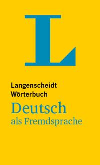 DE Langenscheidt Großwörterbuch Deutsch als Fremdsprache