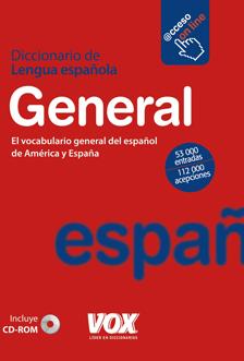 ES Diccionario General de la Lengua Española VOX