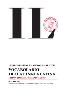 IT-LA / LA-IT Il Vocabolario della lingua latina