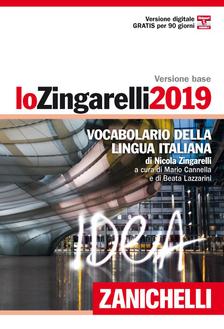 IT Lo Zingarelli 2019